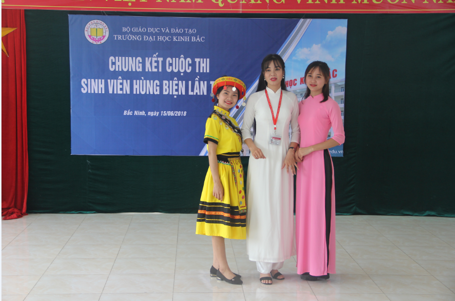 Dai học Kinh Bac hung bien 3 2018